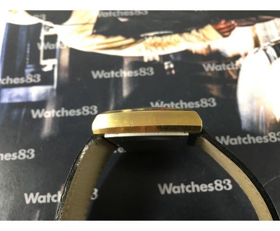 Vintage swiss automatic watch Movado Respirator 28800 058E727