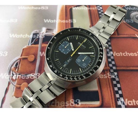 Vintage watch Seiko Chronograph Automatic Ref 6138-0040 JAPAN J 689711