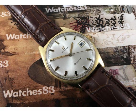 Omega reloj suizo antiguo de cuerda Cal. 613 Ref. 136.041