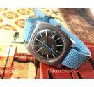 Vintage watch hand winding Yema 17 jewels OVERSIZE