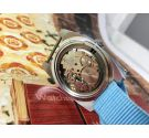 Reloj antiguo de cuerda Yema 17 jewels OVERSIZE