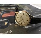 Vintage hand winding watch Jaeger LeCoultre Plaqué OR *** Collectors ***
