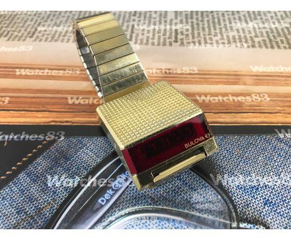 Vintage watch Bulova LED COMPUTRON Cell 228