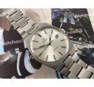 Vintage swiss automatic watch OMEGA Geneve Cal 1481 Ref 166099