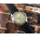 ELECTION Grand Prix reloj antiguo suizo de cuerda 17 jewels Oversize *** COLECCIONISTAS ***
