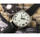 Vintage watch hand winding Yema 17 jewels