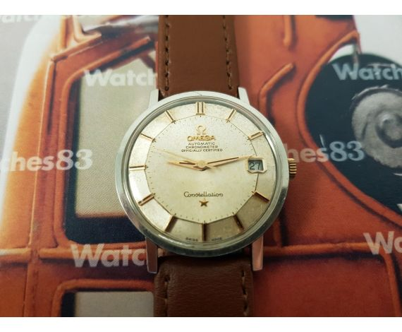 Vintage swiss automatic watch Omega Constellation Cal. 564