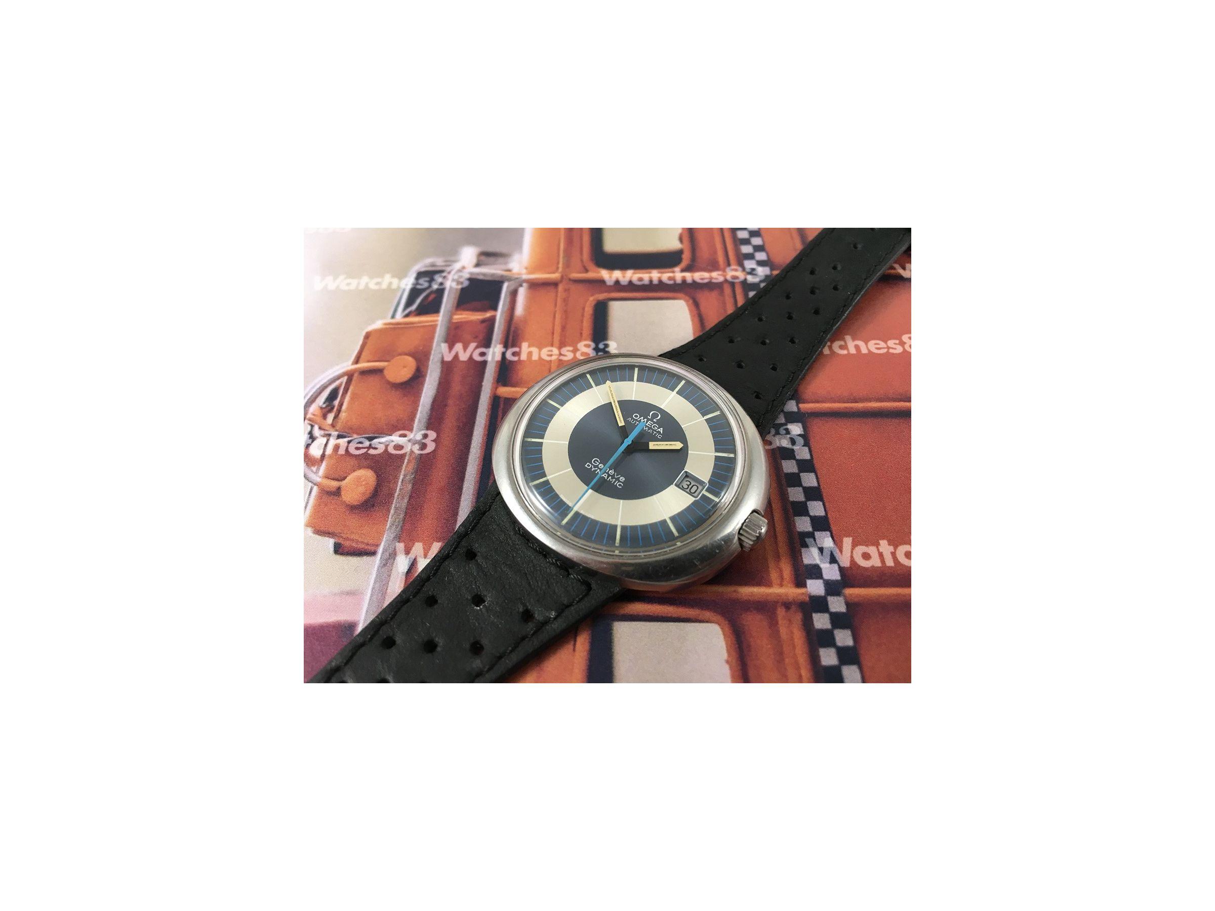 Reloj Omega Tool 107