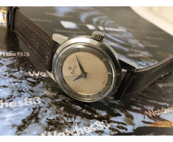 Vintage swiss watch Zodiac automatic Cal 1361