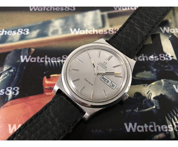 Reloj Omega Geneve automático vintage Cal 1022